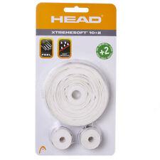 HEAD XtremeSoft Overgrip Xtreme Soft Grip Tennis più di 12 Pack Bianco Grip Padel