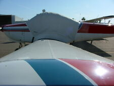 Piper PA 38 Tomahawk windshield cabin cover made with Aqua Gun