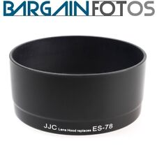 Es-78 oscurecidos para Canon EF 50mm f//1.2l USM