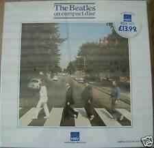 Beatles, the Abbey road HMV BOX-set CD lit. E. neuf emballage d'origine s