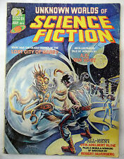 unknown  worlds of science fiction 4 1975