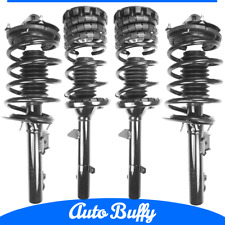 2 Front & 2 Rear Complete Strut and Spring Assembly 96-07 TAURUS 96-05 SABLE NEW