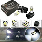 2PCS 881 893 High Power 30-SMD Projector White LED Bulbs For Fog Driving Lights