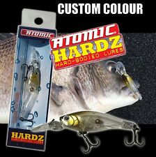 Atomic Hardz Shiner 45 DEEP BREAM LURE Exclusive Colour