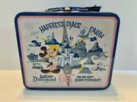 Disneyland 65th Anniversary Lunchbox IN HAND (Target Exclusive) FAST SHIP