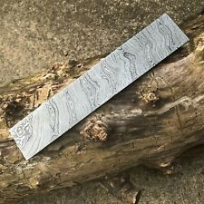 1:Handmade  A 10 InchDamascus Steel Blank Billet For Knife Making (SH 10)