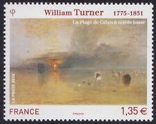 2010 FRANCE N°4438** William Turner Tableau, 2010 France Painting MNH