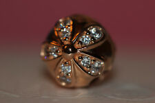 AUTHENTIC NEW PANDORA ROSE™ Dazzling Daisies clip 781493cz US SELLER GIFT BOX