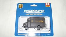 Walthers HO UPS Package Car / Delivery Truck Bow Tie Scheme #949-14000
