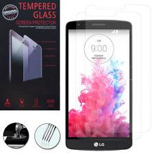 """2 Films Verre Trempe Protecteur Protection pour LG G3 Stylus D690N/ LG D690 5.5"""""""