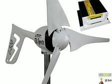 LAND EDITION L-500W 12V +Laderegler WINDGENERATOR,WIND TURBINE iSTA-BREEZE®White