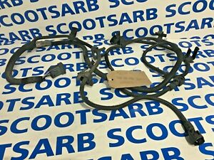 SAAB 9-3 93 Xenon Zeon Rear Axle Cable Harness 12804651 2006 2007 2008 2009 2010