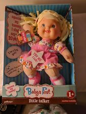 Baby/'s First classic baby softfina doll new LOT of 4 version A
