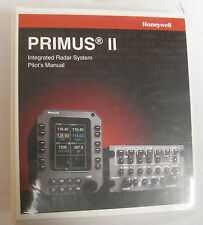 Primus II (Honeywell) Integrated Radar Sytem  Original Pilot's Manual