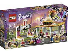 LEGO Friends Heartlake Drifting Retro Diner Playset - 41349.