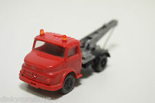 WIKING MERCEDES BENZ TRUCK BREAKDOWN ABSCHLEPP LKW NEAR MINT CONDITION