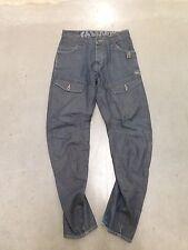 Da Uomo Jack & Jones Jeans-W28 L32-Scuro Blu Navy Lavare-ottime condizioni
