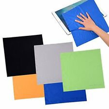 Microfiber Cleaning Cloths  5 EXTRA LARGE 12  X 12 for Cell Phones LCD TV
