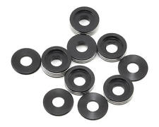 DRP8111 Dirt Racing Recessed Ball Stud Washer Set (Black)