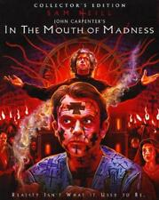 IN THE MOUTH OF MADNESS NEW BLU-RAY DISC