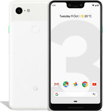 Pixel Google 3 XL 64gb clearly White # au