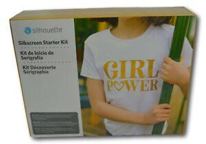 New Silhouette Silkscreen Starter Kit - NIB