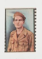 Bud Abbott circa 1950 Nannina Trading Card - Film Frame Design AC#8 Italy E4
