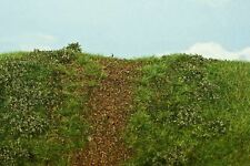 Reality In Scale 1:35 54mm Embankment Early Summer Grass Mat Diorama Acc #F542