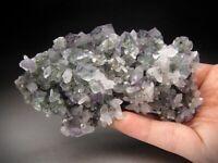 Fluorite Crystals, Okorusu Mine, Namibia