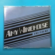 AMY WINEHOUSE - Back To Black (Rare 2007 PROMO CD)