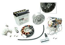 VAPE 3 SET Elektronik Zündung Lichtmaschine Motor pass f Simson SR50 SR80 Roller