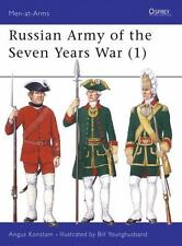Osprey Military Series Men-At-Arms 297: Russian Army of the Seven Years War (1)