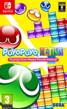 Puyo Puyo Tetris (Switch)  BRAND NEW AND SEALED - IN STOCK - QUICK DISPATCH