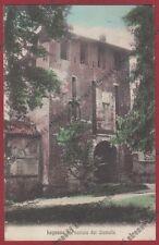 MILANO LEGNANO 52 CASTELLO Cartolina viaggiata 1910 Edizione ALTEROCCA