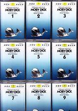 9 MC Moby Dick - Herman Melville - komplett 1 - 9 - DGG - Rolf Boysen