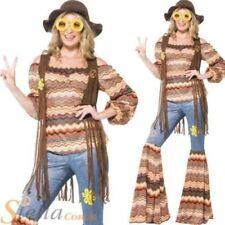 Déguisements costumes hippie Smiffys pour femme