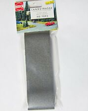 BUSCH HO scale ~ COUNTRY ROADWAY ~ 2M LONG flexible self adhesive foam# 7093