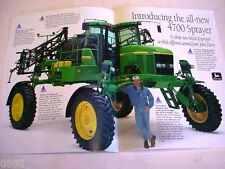 John Deere 4700 Sprayer Brochure         b4