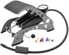 Michelin Double Barrel Heavy Duty Foot Pump [FP12202] With Adaptors