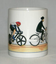 Cycling Mug. Sir Chris Hoy, Keirin, London 2012 Olympics, without title