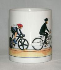 Cycling Mug. Sir Chris Hoy, Keirin, London 2012 Olympics, without title