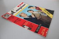 IL CAMPIONE N. 5 17 OTT 1955 ANNO 1 MILAN INTER  ACCETTABILE [FE-249]