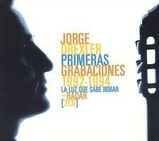 Primeras Grabaciones 1992-1994 by Jorge Drexler (CD, Mar-2006, 2 Discs) NEW