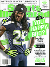 Richard Sherman 2013 Sports Illustrated No Label Seahawks July 23 Ex Cond