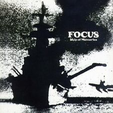 Ship Of Memories - Focus (2001, CD NEUF)