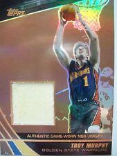 2004 TOPPS BASKETBALL GAME JERSEY TROY MURPHY # JE-TMU  70/99 BX54
