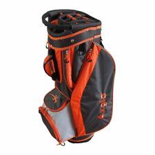 NEW Axglo Orange golf lite cart bag men or women