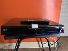 LG Blu-Ray Player Home Theater Receiver w/ iPod Dock LHB975 + Remote Control