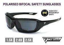 Fuglies Bifocal Polarised Safety Sunglasses - AS/NZS1337 Medium Impact