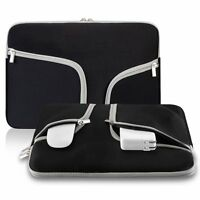 """Laptop Sleeve Case Carry Pouch Bag Cover For 13 13.3"""" Macbook Ultrabook NoteBook"""